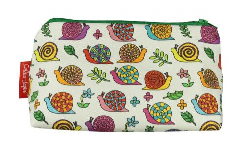 Selina-Jayne Snails Limited Edition Designer Cosmetic Bag